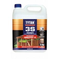 Антисептик для дерева Tytan 3S (1:9/5кг)