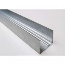 Профиль для гипсокартона KNAUF (Кнауф) UD 27*28 толщ 0.6мм, 3м