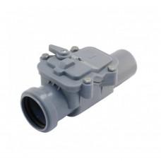 Клапан обратный канализационный Европласт 110