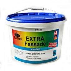 Краска фасадная дисперсионная TOTUS Extra Fassade ( 1,4 кг )