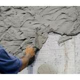 Цементные штукатурки