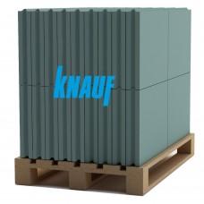 Пазогребневая плита влагостойкая KNAUF (Кнауф) (666*500*80мм)
