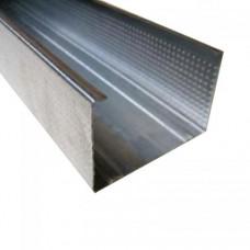 Профиль для гипсокартона BUILDER CW-75 3м (0,6)