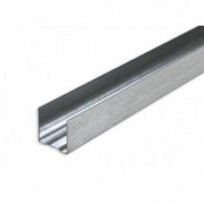 Профиль для гипсокартона BUILDER UD-27 3м (0,6)