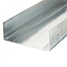 Профиль для гипсокартона BUILDER UW-100 3м (0,6)