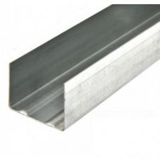 Профиль для гипсокартона BUILDER UW-50 3м (0,6)