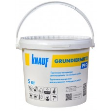 Грунтовка KNAUF (Кнауф) Грундирмиттель (5кг)