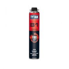 Пена проф. огнестойкая Tytan B1 (750мл)