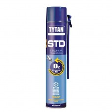 Пена монтажная ручная Tytan О2 STD B3 (750 мл)