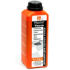 Пластификатор для теплого пола Coral Master Therm (Корал) (1л)