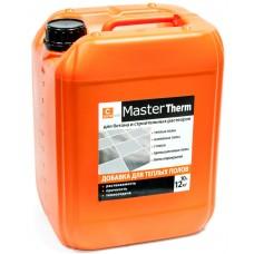Пластификатор для теплого пола Coral Master Therm (Корал) (10л)