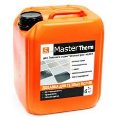 Пластификатор для теплого пола Coral Master Therm (Корал) (5л)