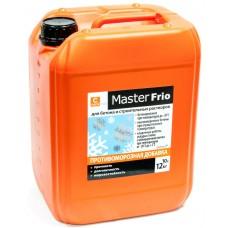 Пластификатор противоморозный Coral Master Frio (Корал) (10л)