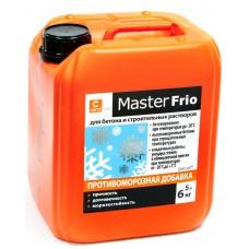 Пластификатор противоморозный Coral Master Frio (Корал) (5л)