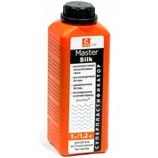 Пластификатор для бетона Coral Master Silk (Корал) (1л)