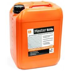 Пластификатор для бетона Coral Master Silk (Корал) (10л)