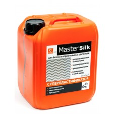 Пластификатор для бетона Coral Master Silk (Корал) (5л)
