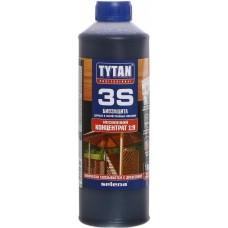 Антисептик для дерева Tytan 3S (1:9/1кг)