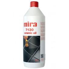 Средство для защиты от грязи и придания эффекта мокрого камня MIRA 7130 Сeramic oil (1л)