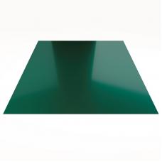 Лист гладкий 1.25*2*0,45 (зеленый)
