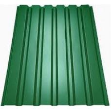 Профнастил 0,95*1,5*10мм (Зеленый)