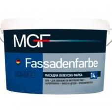 Краска фасадная MGF Fassadenfarbe М90 (14кг.)