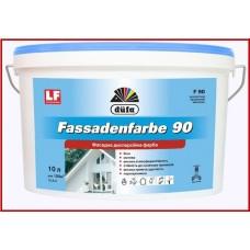 Краска фасадная DUFA Fassadenfarbe F90 (14кг.)