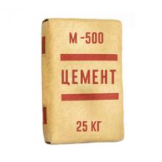 Цемент М-500 Ивано-Франковск (25 кг.)