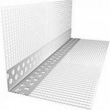 Уголок ПВХ перфорированный с сеткой CERESIT CT-340 D/03 (2,5м)