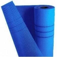 Сетка штукатурная Masternet синяя 6*5мм (50м.кв 145гр/м2)