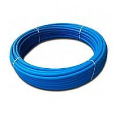 Труба водопроводная ITAL ПВД D25 PN10 (первичка/синяя)