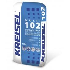 Клей для плитки Крайзель 102 (25 кг.)