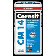 Клей для плитки CERESIT СМ-14 (25 кг)