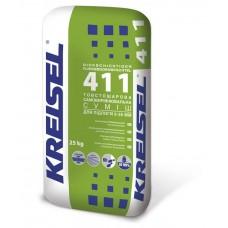 Самовыравнивающаяся толстослойная смесь Крайзель (Kreisel) 411 (5-35мм) (25кг.)