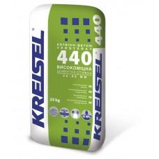Стяжка цементная высокопрочная Крайзель (Kreisel) 440 (25кг.)