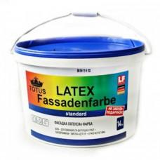 Краска фасадная латексная TOTUS Latex Fassadenfarbe ( 14 кг )
