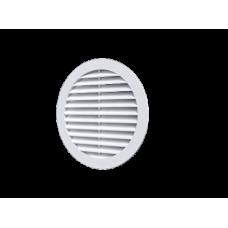 Решетка вентиляционная Омис AURAMAX (D130 с фланцем D100)