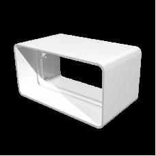 Соединитель прямоугольных воздуховодов Омис (60х120)
