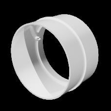 Соединитель круглых воздуховодов Омис (D100)