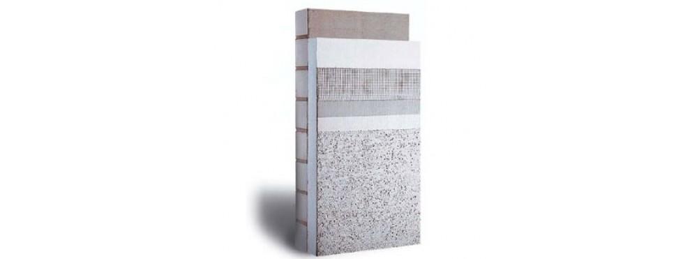 Наружное утепление с использованием материалов Ceresit СТ-85 PRO, CT-83 PRO