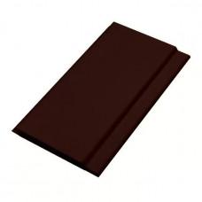 Пластик панель шоколад (10*100)