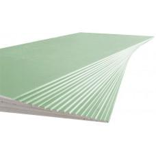 Гипсокартон потолочный влагостойкий 9,5 мм (1,2*2,5м) KNAUF (Кнауф)