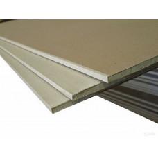 Гипсокартон потолочный 9,5 мм (1,2*2,5м) KNAUF (Кнауф)