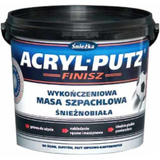 Шпатлевка Sniezka Acryl-Putz finish (17кг)
