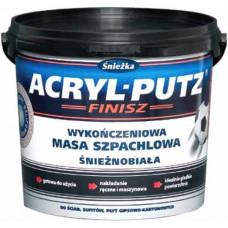 Шпатлевка Sniezka Acryl-Putz finish (17кг)