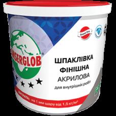 Шпатлевка акриловая финишная белая АНСЕРГЛОБ (30 кг)