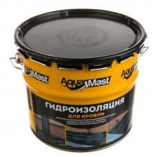 Мастика битумно-резиновая AQUAMAST (10 кг)