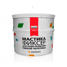 "Мастика ""Фиксер"" ТЕХНОНИКОЛЬ (3,6 кг)"