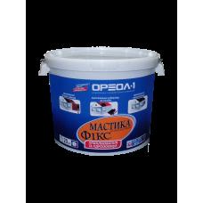 """Мастика битумно-резиновая """"Фикс"""" Ореол-1 (3кг)"""