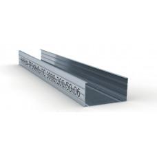 Профиль для гипсокартона KNAUF CW 100 толщ 0.6мм, 3м